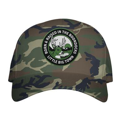 Little Big Town Boondocks Camo Hat