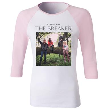 Little Big Town Girl Crush Heart Long Sleeve Shirt