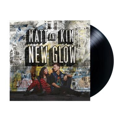 Matt & Kim New Glow Vinyl