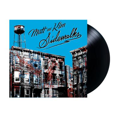 Matt & Kim Sidewalks Vinyl