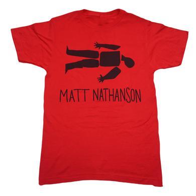 Matt Nathanson Red Shadow Tee