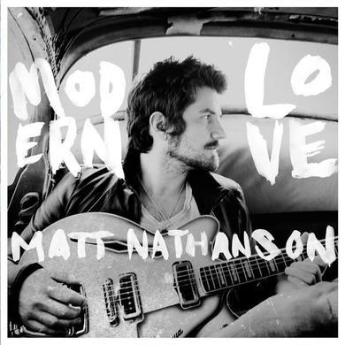 Matt Nathanson Modern Love LP (Vinyl)
