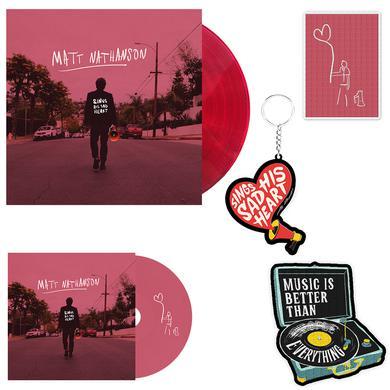 Matt Nathanson Sings His Sad Heart Bundle #1 [PREORDER]