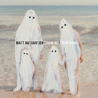 Matt Nathanson Show Me Your Fangs CD