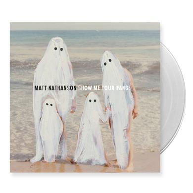 Matt Nathanson Show Me Your Fangs Vinyl