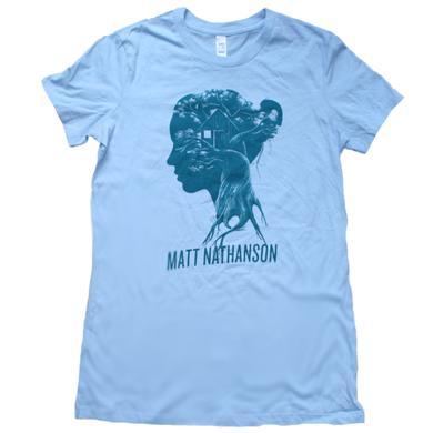Matt Nathanson Tree House Tee - Ladies