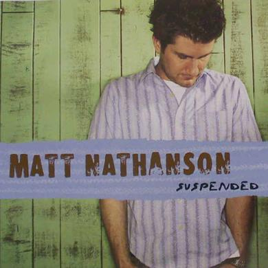 Matt Nathanson Suspended CD