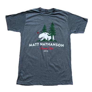 Matt Nathanson Summer '15 Tour Tee