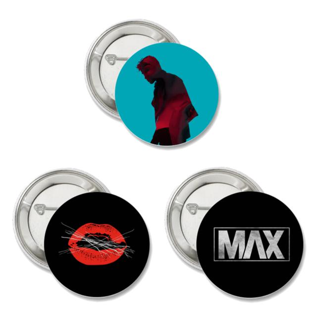 MAX Button Pack