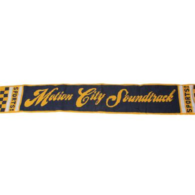 Motion City Soundtrack Sports Scarf