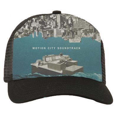 Motion City Soundtrack Panic Stations Trucker Hat