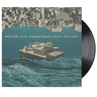 Motion City Soundtrack Panic Stations Black Vinyl