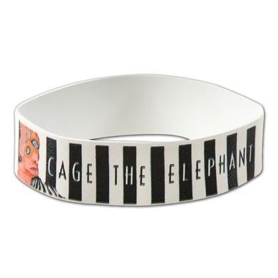 Cage The Elephant - Melophobia wrist band
