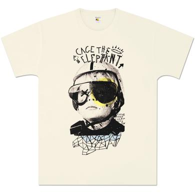 Cage the Elephant Tiny Little Robots T-Shirt