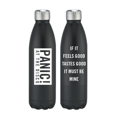 Panic At The Disco Feels Good Water Bottle