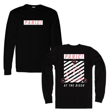 Panic At The Disco Lines Long Sleeve