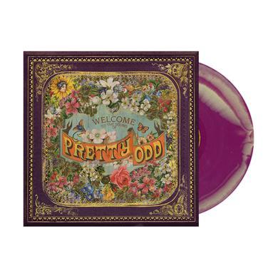 Panic At The Disco Pretty. Odd. Purple / Yellow Vinyl
