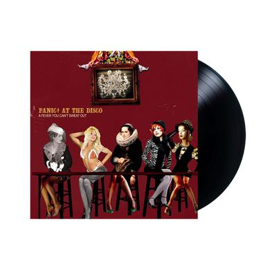 Panic At The Disco A Fever You Can't Sweat Out Black Vinyl