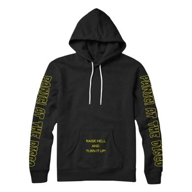 Panic At The Disco Raise Hell Hoodie