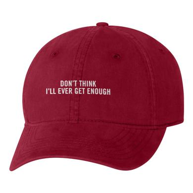 Panic At The Disco Get Enough Dad Hat
