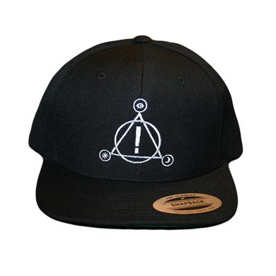 Panic At The Disco Symbol Snapback Hat