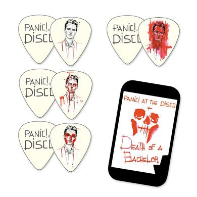 Panic At The Disco Guitar Pick Tin