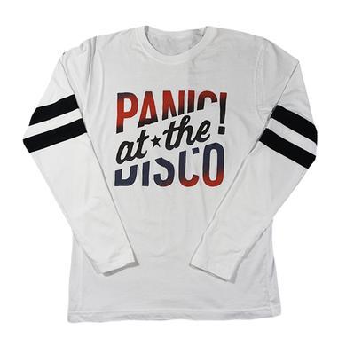 Panic At The Disco Slice Stripe Long Sleeve
