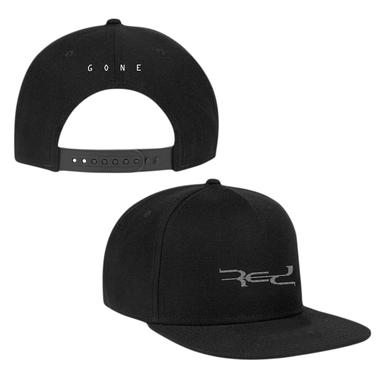 Red Gone Snapback Hat