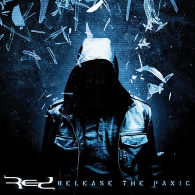 Red Release The Panic CD