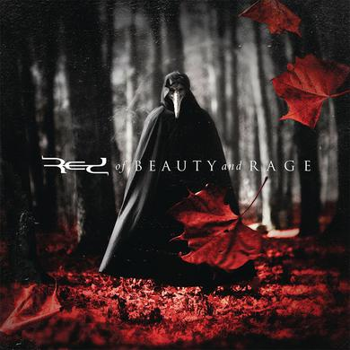 Red Of Beauty And Rage CD