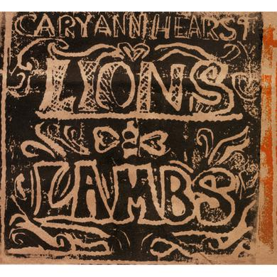 Shovels & Rope Cary Ann Hearst - Lions & Lambs CD