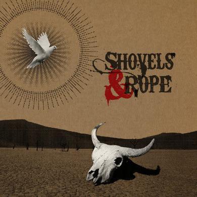 Shovels & Rope Self-Titled CD