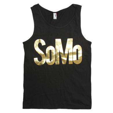 Somo Gold Logo Tank
