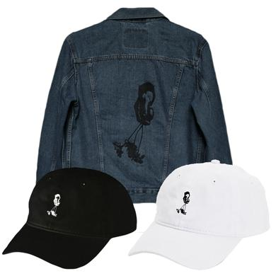 Somo Rose Jacket / Hat Bundle