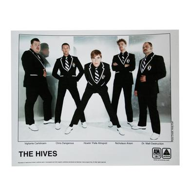 The Hives 8 x 10 Photo