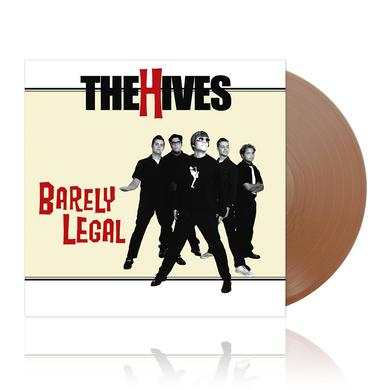 The Hives Barely Legal 180 gram Vinyl