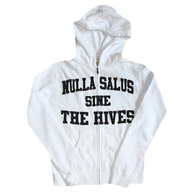 The Hives Girls Nulla Salus Zip Hoodie