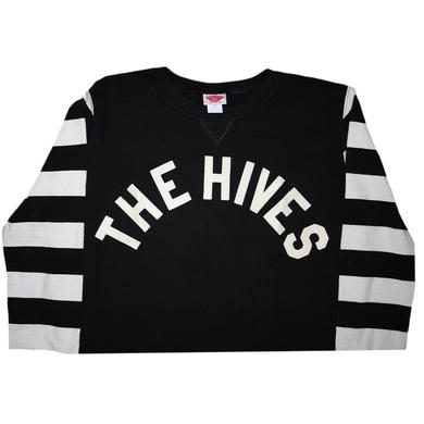 The Hives Custom Stripe Sweater
