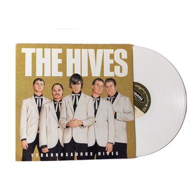 Tyrannosaurus Hives White Vinyl