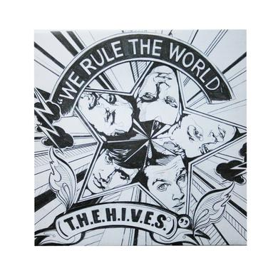 "The Hives We Rule The World 10"" Vinyl"