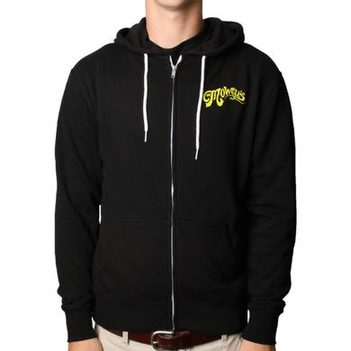 The Mowgli's Waiting For The Dawn Black Zip Hoodie