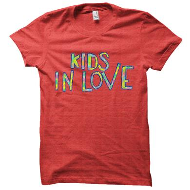 The Mowgli's Kids In Love Tee
