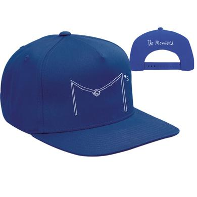 The Mowgli's Blue Snapback Hat