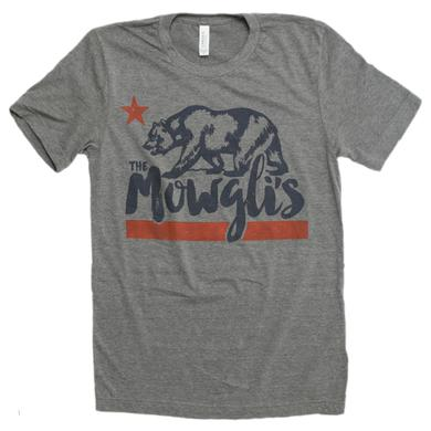The Mowgli's Mens Cali Bear Tee