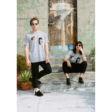 The Naked And Famous Faces Tour Tee