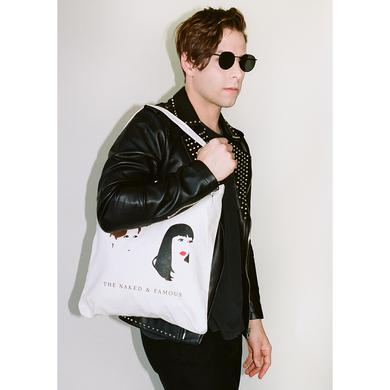 The Naked And Famous Faces Tote