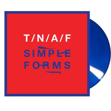 The Naked And Famous Simple Forms Limited Edition Blue Vinyl