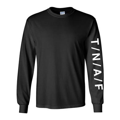The Naked And Famous TNAF Longsleeve Tee
