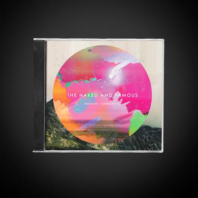 The Naked And Famous Passive Me Aggressive You CD