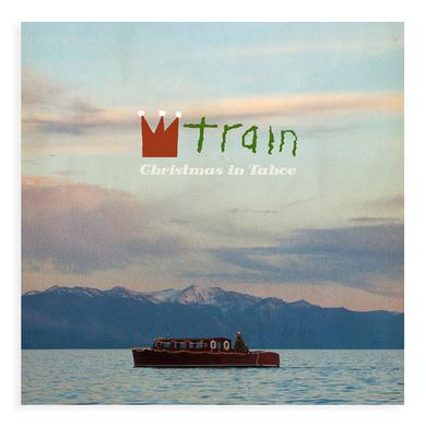Train Christmas In Tahoe CD